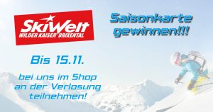 Gewinnspiel SkiWelt Saisonkarte